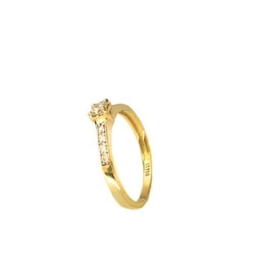 d321413b7cb Anéis Solitários de Ouro 18k